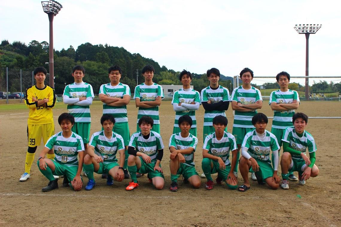 RENDIR浜松公式第5戦(江西クラブ戦)
