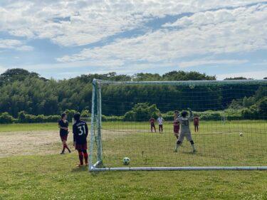 第2節は雨天延期のためチーム練習に|RENDIR浜松