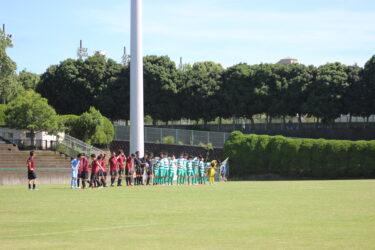 クラブ選手権予選2回戦(VS静岡北FC)